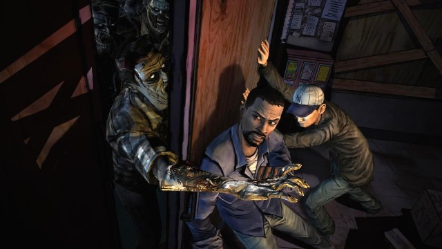 Game Permainan Andoid - The Walking Dead - Season One