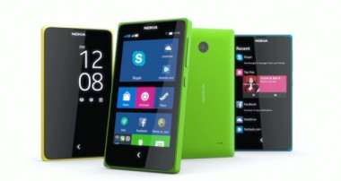 Nokia X2 : Dual Boot OS Windows Phone dan Android
