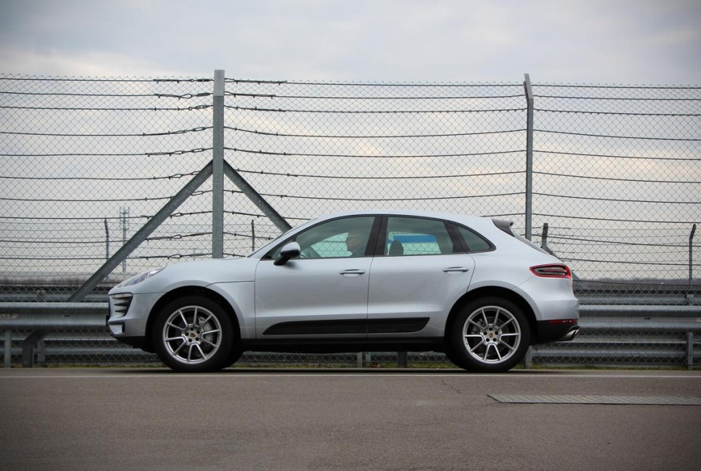 2015 Porsche Macan Car Germany Sign in Indonesia