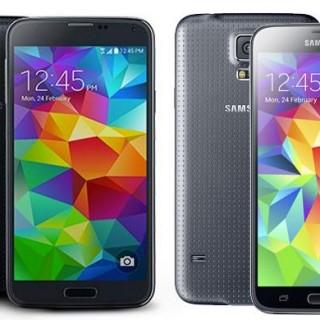 Replika Super Copy Samsung Galaxy S5 : GooPhone S5 Berprosesor Octa Core