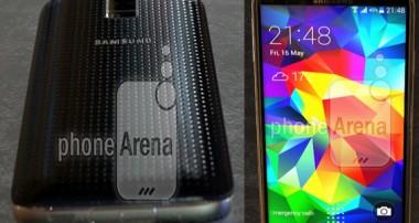 Foto Samsung Galaxy F alias Galaxy S5 Prime Muncul di Internet